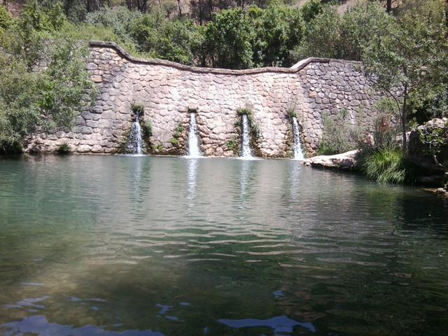 El rio Turon en el Burgo este sabado (cronica) Foto5095