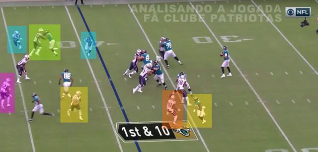 Analisando a Jogada: Touchdown Jaguars de 61 jardas
