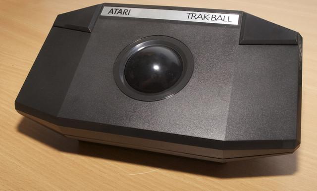 Atari Trak Ball CX80