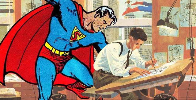 Joe-Shuster-Story-Superman-Creator-Graphic-Novel