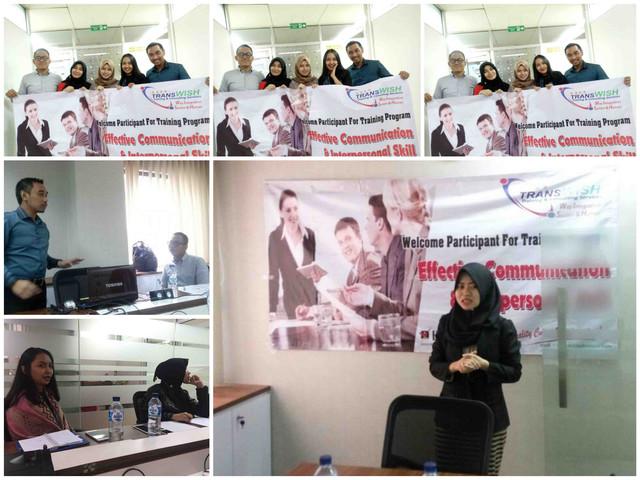TransWISH Indonesia Effective Communication Skill and Interpersonal Skill Training - Training Komunikasi efektif