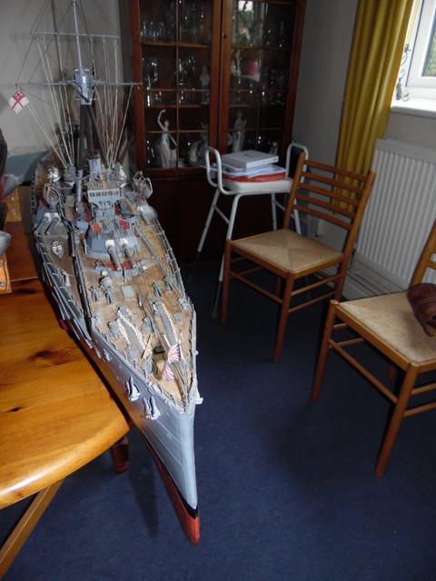 HMS DREADNOUGHT 1