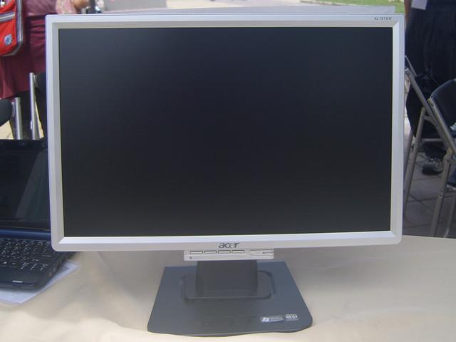 Guang Hua Digital Plaza Launch Acer AL1916 W