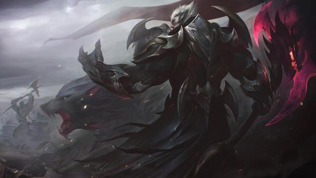 Aspecto de Rey dios Darius
