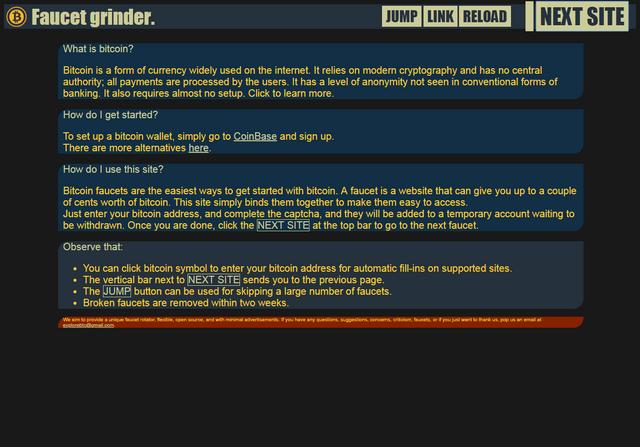 Ротатор сайтов, кранов(бонусов) Payeer или криптовалюты.