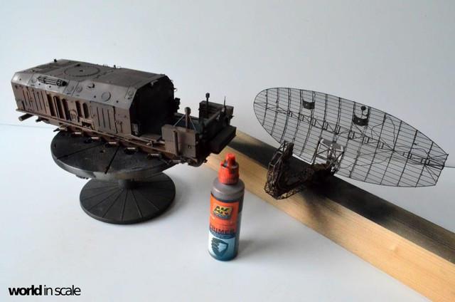 "P-40 ""Longtrack""-Radar - 1:35 v. Trumpeter, Panzershop, ... 24955658_974115552755960_3635019519079091017_o"