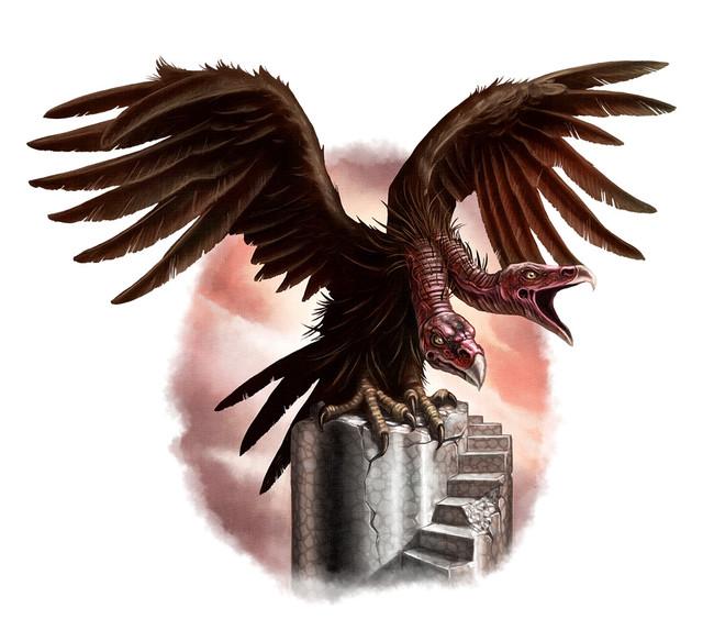 3 Vulture Rukh