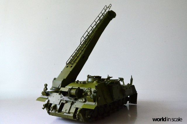Bergepanzer WISENT - 1:35 of Perfect Scale 28947377_1016201438547371_4597957214886166240_o
