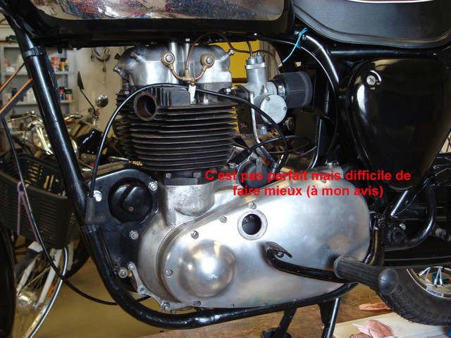 BSA 650 Golden Flash 1957, restauration - Page 7 Post6bsa06