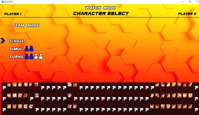 Capcom vs SNK X portrait roster 2