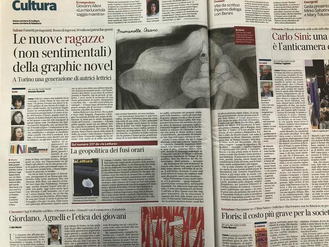 2018 05 12 Corriere della Sera