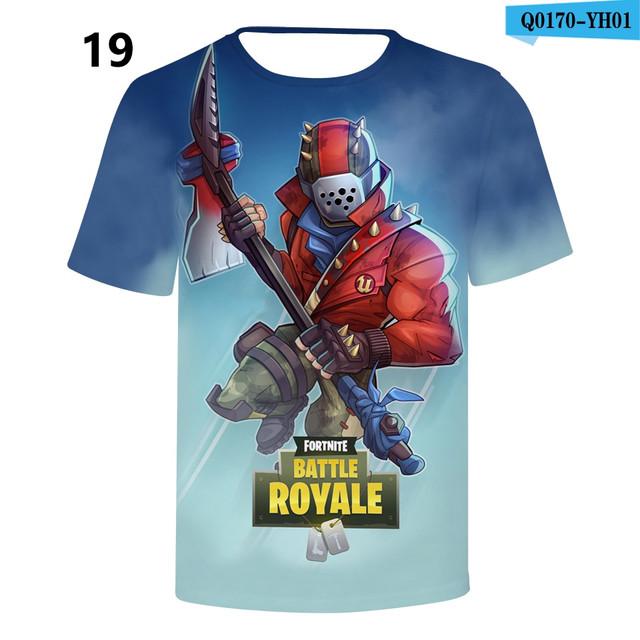 Battle-Royale-T-Shirts-Rainbow-Smash-Pony-Horse-Short-Sleeve-Tshirts-3-D-T-shirts-Boys-and-Q0170-YH01