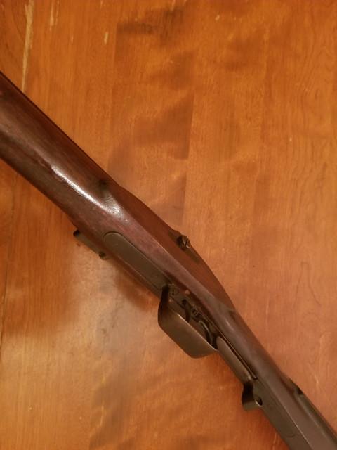 50 Caliber Flintlock Tennessee Mountain Rifle