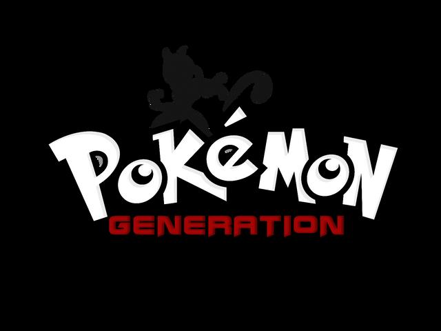 [Immagine: Pokemon_GENERATION_Logo_Recuperato.png]