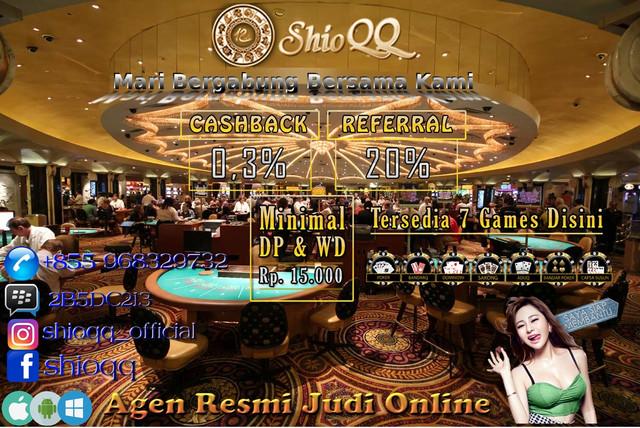 Shioqq.com || Agen BandarQ || Agen Bandar QQ || Agen Domino QQ Terpercaya Shio_QQ_Pict