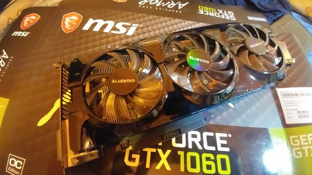 P: Geforce GTX 760 OC 2GB Gigabyte Windforce rev. 1.0