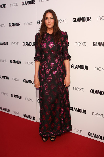 The Glamour Women of the Year Awards 2017 Arrivals Featuring Lisa Snowdon Where London United Kingdo