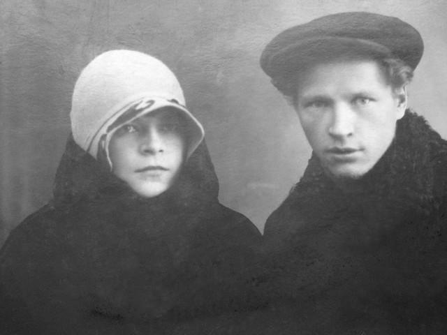 Igor Dyatlov parents