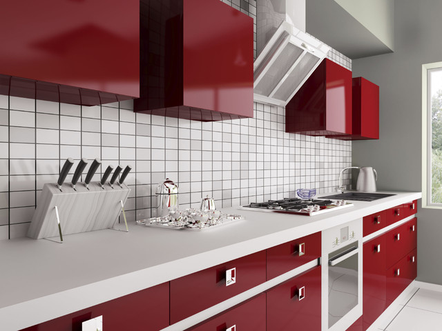 Red_Kitchen