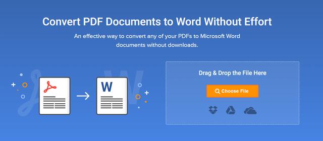 convert pdf to doc