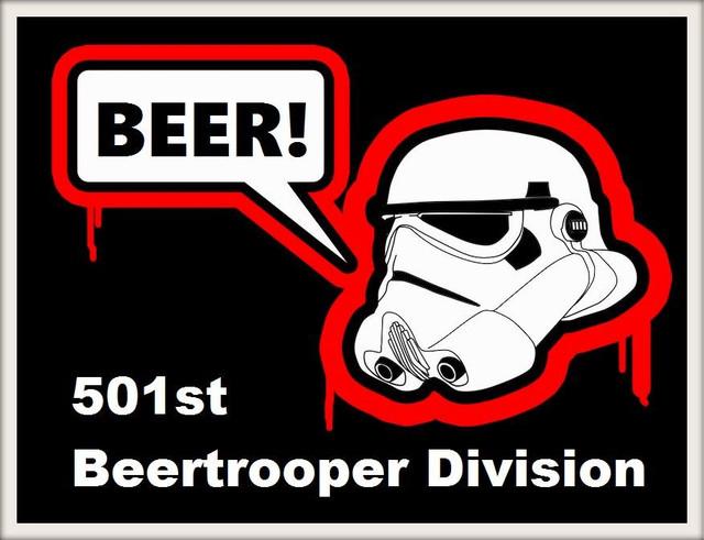 VIP-Team der 501. Beertrooper Division