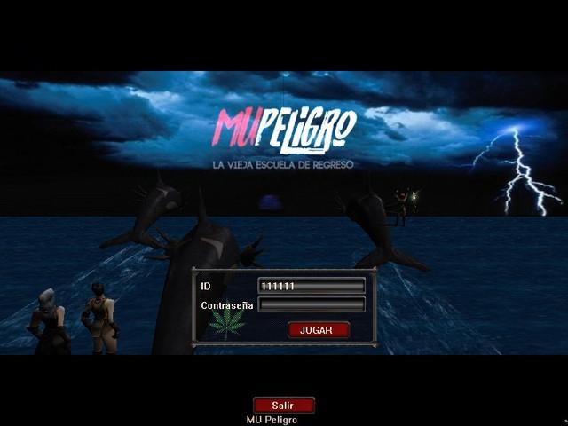 [v99x] MU Peligro  [ Exp: 9999x | Drop: 100% ] 1