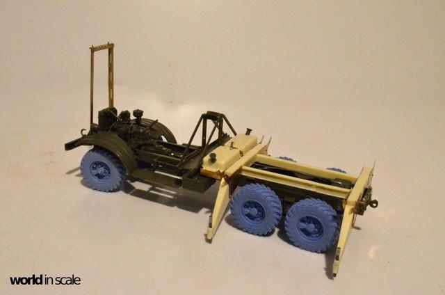 ZIL-157 + Bleichert-Crane - 1:35 by Trumpeter, ... 25542365_960244540809728_8649108088465534750_o