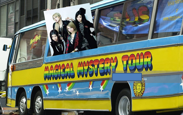 "front-page - SCANDAL MANIA presents ""Mystery Tours of SCANDAL"" Magical"