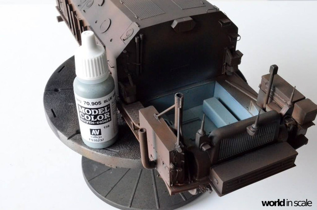 "P-40 ""Longtrack""-Radar - 1:35 v. Trumpeter, Panzershop, ... 26757093_974115702755945_5510279268170171846_o"