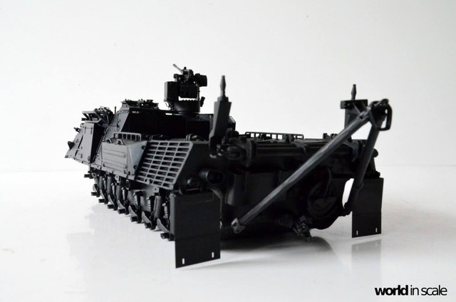 Bergepanzer WISENT - 1:35 of Perfect Scale 29339818_1011985065635675_96077722626818048_o