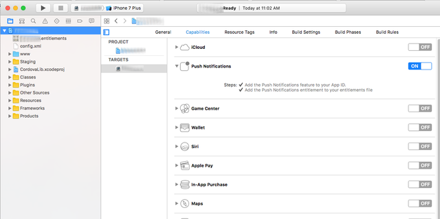 Xcode Project