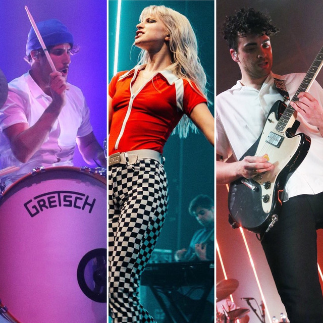 Paramore Online | The biggest international fansite for ... Paramore Tour