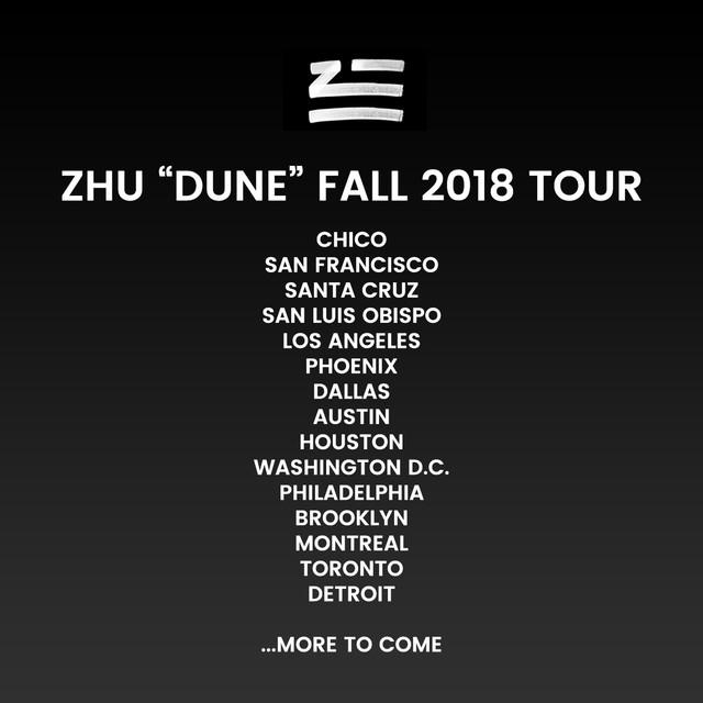 Zhu Dune Tour