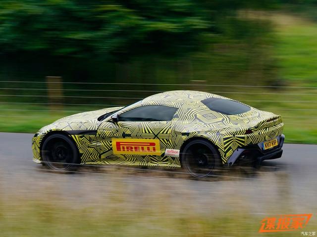 2017 - [Aston Martin] Vantage AS1