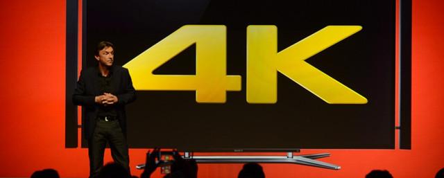 4К камера видеонаблюдения