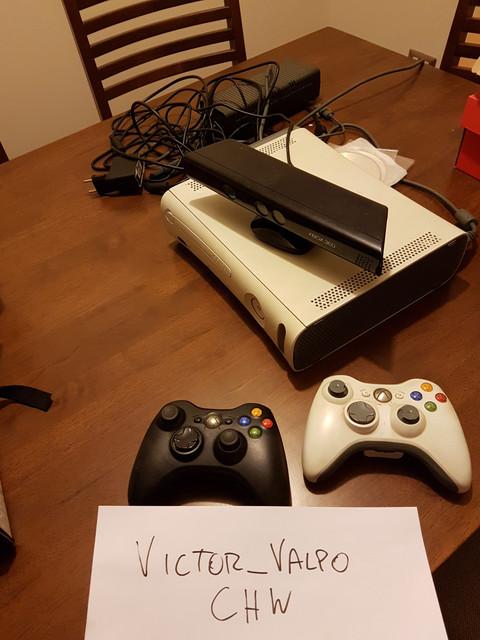 Xbox360 Xbox 360 Kinect 2 Controles 35 Juegos