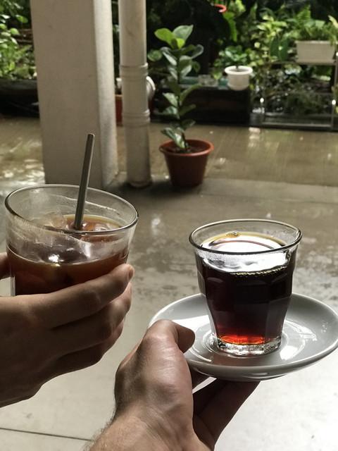 nylon coffee singapur