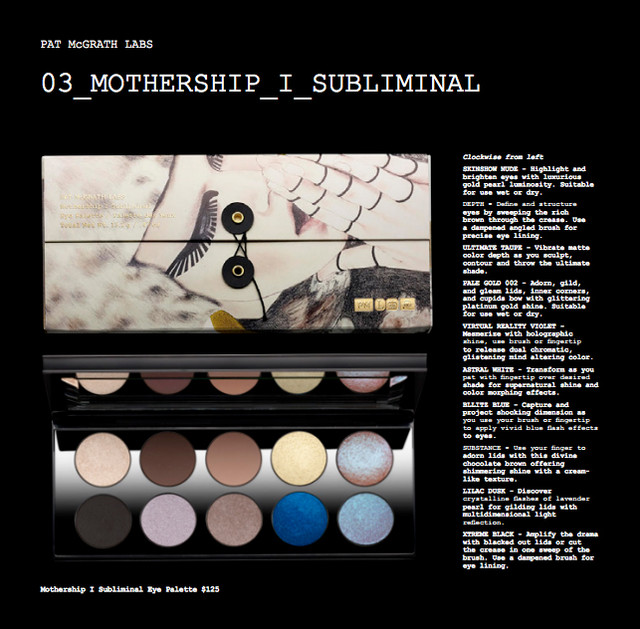 patmcgrath subliminal mothership eye palette