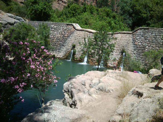 El rio Turon en el Burgo este sabado (cronica) Foto5098