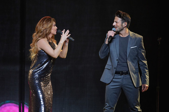 Shania Twain live at Little Caesars Arena on 6 15 2018 Photo credit Ken Settle