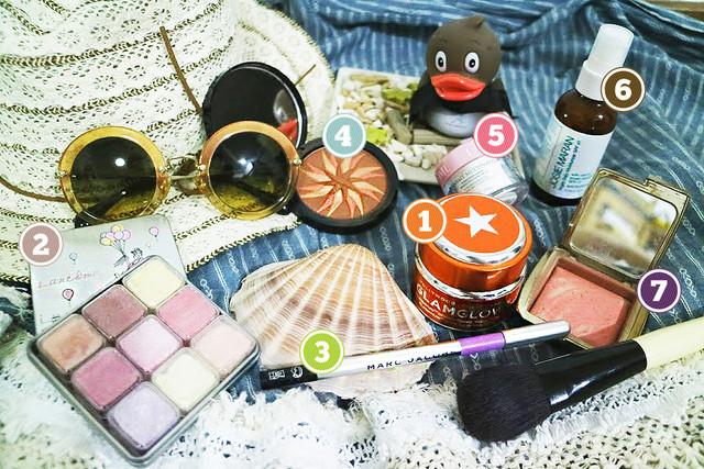 beach influenster summer beauty must have essentials