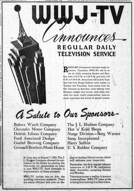 Early Detroit Television 030