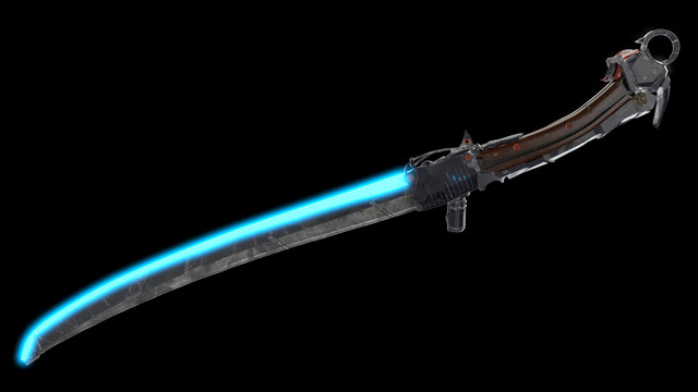 Sword Small Render 4