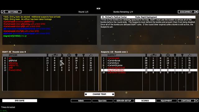 Cartel vs qR  2-6 Lost [Final League] 3
