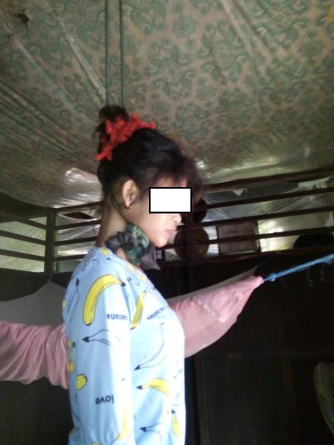 Siswi SMK cantik pemain Tiktok di Kotabaru gantung diri karena hutang