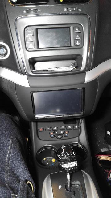 99 6520b Dash Kit Install Audio Infotainment Navigation