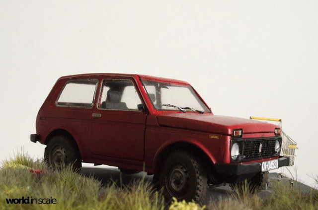 Lada Niva - 1:35 von Balaton Modell   24068510_946724368828412_4878242782054571536_o