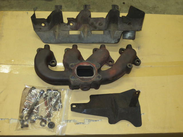 82 B21 FT Turbo Manifold1