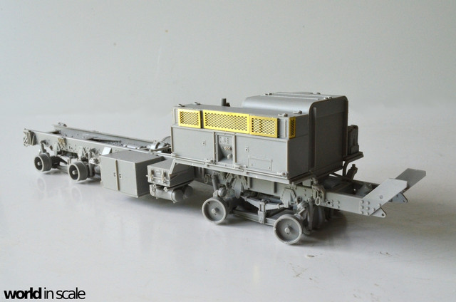 Terminal High Altitude Area Defence (THAAD) - 1/35 by Trumpeter DSC_2833
