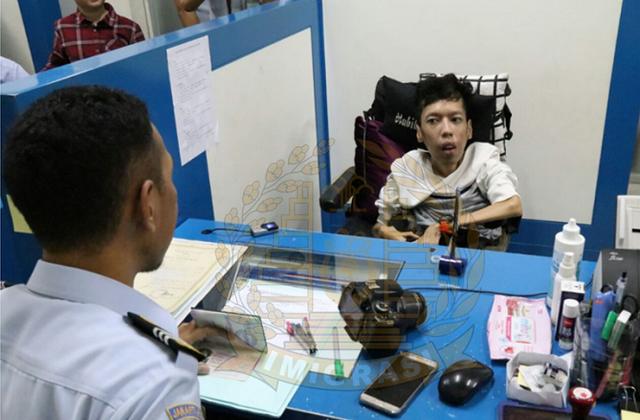 Layanan Disabilitas Kanim Jakbar
